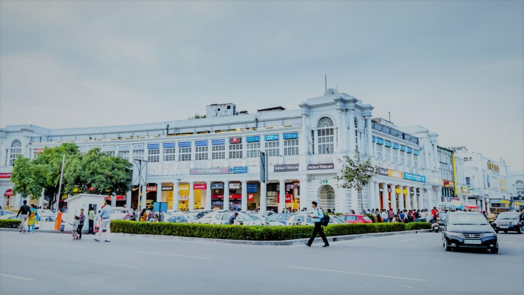 Connaught Place - Best Apparel Markets in Delhi